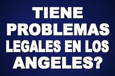 ERES EL DEMANDADO o DEMANDANTE en Los Angeles County
