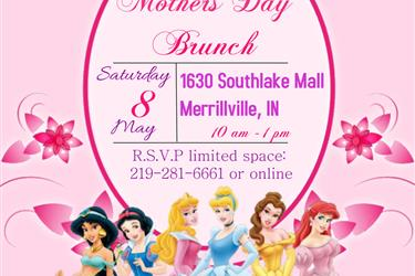 Disney Princess Brunch en Indianapolis