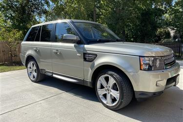 2012 Land Rover Range Rover en Los Angeles