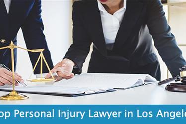 Personal Injury Lawyer in LA en Los Angeles