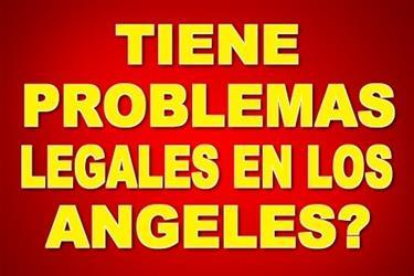 AYUDA LEGAL CONSULTA GRATIS en Los Angeles County