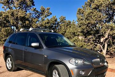 2008 BMW X5 AWD SUV en Los Angeles County