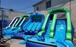 "WATER SLIDE Y TORO""S MECANICOS en Los Angeles"