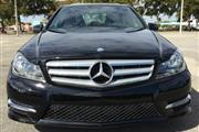 2014 Mercedes Benz C250 Sedan