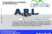 Vinculación inmediata a ARL Axa Colpatria Persona