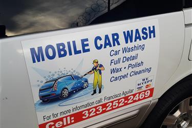 Mobile Detail and car wash en Los Angeles County
