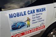 Mobile Detail and car wash