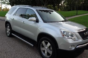 2010 GMC Acadia SLT1 en Los Angeles