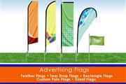 Imprenta de Banderas Publicitarias en Seattle WA,