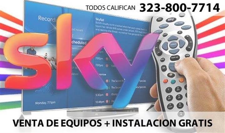 Cable TV Satelital SKY MEXICO image 3