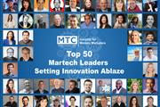 Top 50 Martech Leaders Setting