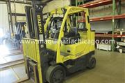 MONTACARGAS HYSTER 8,000 LBS