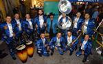 BANDA  TIERRA AZTECA 15 MUSICO en Los Angeles