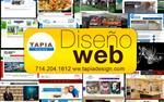 Website Completa Diseñador en Los Angeles