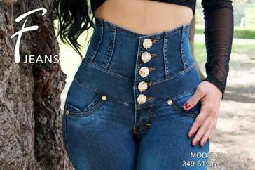 $10 : JEANS COLOMBIANIOS SEXIS $10 image 1