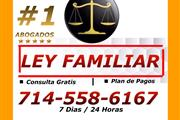 DIVORCIOS: LLAME 714-558-6167 PARA MAS INFORMACIO