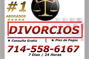*-DIVORCIOS EN SANTA ANA*- en Orange County
