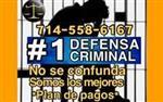 ▶#1 DEFENSA CRIMINAL ▶ en Los Angeles
