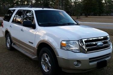 2007 Ford Expedition E/B en Los Angeles