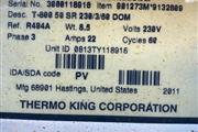 2011 THERMO KING T800-50 P1067 en Mexicali