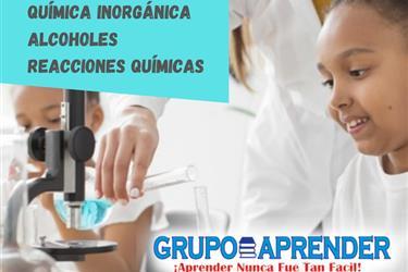 Clases Particulares de Química en Bogota