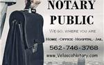 Los Angeles Notary Public en Los Angeles County