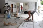 REMODELING AND CLEANING