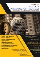 AUDIO Y PRODUCCIÓN / clases image 4