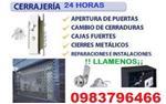 APERTURAS DE CAJAS FUERTES en Quito