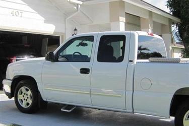 2006 Silverado LT Ext Cab en Los Angeles County