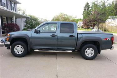 2008 Chevy Colorado LT Z71 4DR en Los Angeles