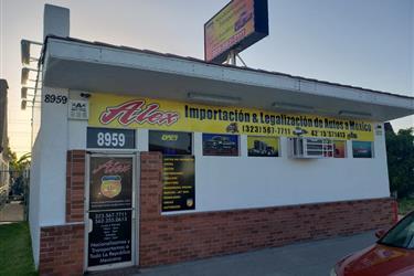 ALEX IMPORTACIONES 81 AL 2013 en Los Angeles County