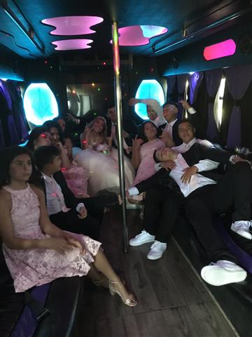 Party bus 3hrs $295 image 1