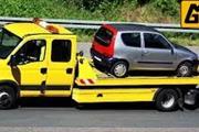 Grúas malecón, remolca vehículos livianos y pesad