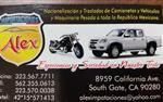 ALEX IMPORTACIONES 1981 A 2012 en Riverside County