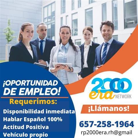 Oportunidad de Empleo ORANGE image 1