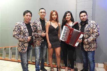 MUSICA EN VIVO(LOS MARCAMS) en Santa Barbara