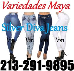 SILVER DIVA COLOMBIANOS SEXIS image 1