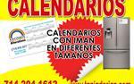 Calendarios Magneticos Special en Orange County