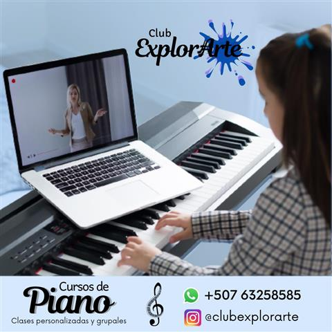 Clases de Piano Online image 1