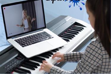 Clases de Piano Online en Los Angeles County