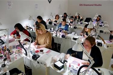 curso de uñas en Los Angeles