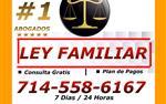 #1 EN LEY FAMILIAR en San Bernardino County