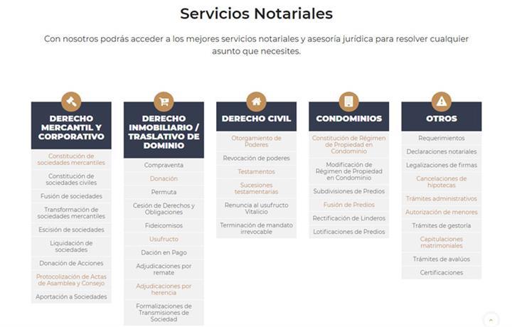 Notaria 3 en SJR Queretaro image 3