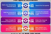 Activate Fox Sports on Roku to watch entertaining