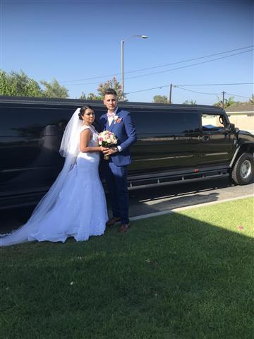 Limo bus Hummer Escalade $95hr image 1