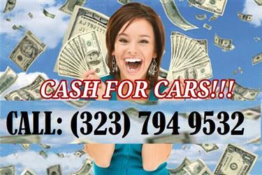 COMPRO AUTOS PARA JUNKE CASH en Orange County