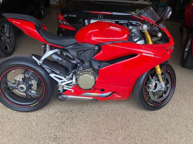 $7000 : 2016 DUCATI 1299 PANIGALE ABS image 4