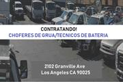 AAA CONTRACT STATION: en Los Angeles County