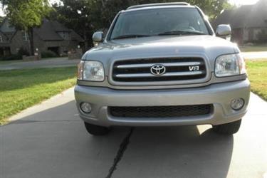 2005 Toyota Sequoia LTD 4x4 en Los Angeles